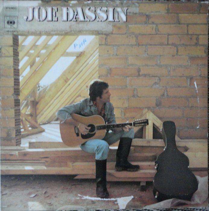 Продам пластинку Joe Dassin Житомир - изображение 1