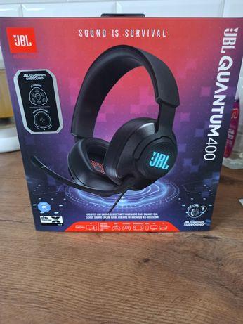 Słuchawki JBL quantum 400 NOWE gwarancja