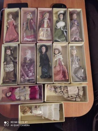 Продам куклы (в упаковке) коллекция