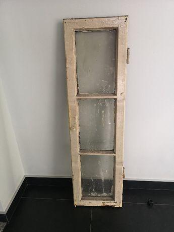 Stara okiennica do renowacji