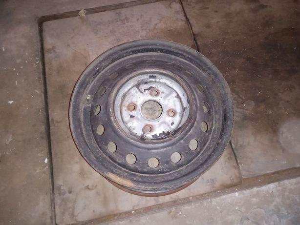 4x100 r14 5,5 j диски Lanos, Aveo