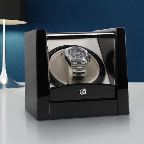 Германия! Новый ротомат шкатулка для часов виндер ротатор цикломат