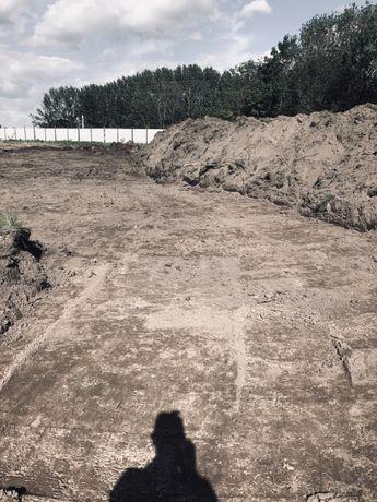 Czarnoziem ziemia ogrodowa ,żwir,piasek,kamień Olecko transport