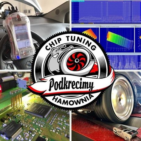 Chip tuning EGR DPF FAP IMMO karty klucze RENAULT BMW AUDI Chiptuning