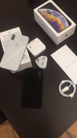 iPhone XS 64 SILVER WHITE новый