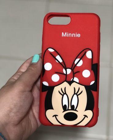 Capa Minnie iphone 8 Plus