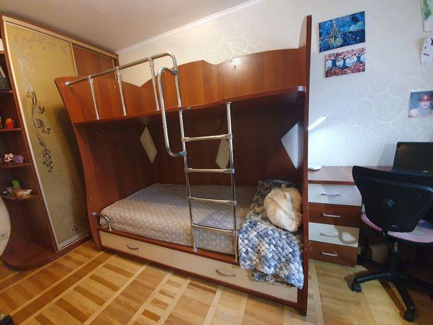 Кровать 2-этажная «Луна» элит