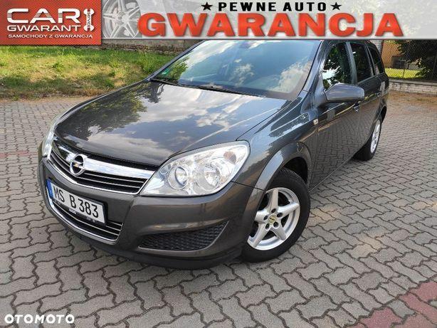 Opel Astra 1.6 115km Lift 1 Wł Serwis Tylko Aso Piękna Kombi Hak