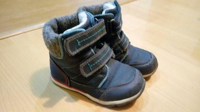 Buty zimowe chlopiece 24