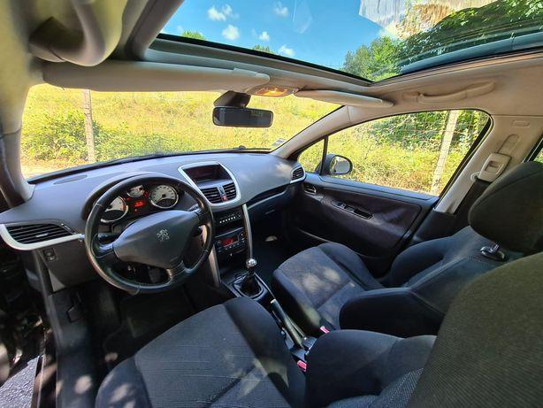 Peugeot 207 sw 1.6hdi 110cv Panoramica SPORT TOP!!