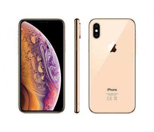 Apple iPhone XS 64Gb Gold / złoty, nowy + obudowy