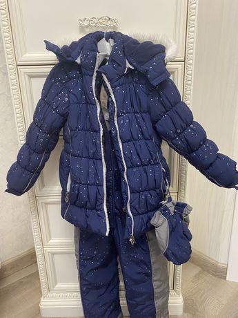 Куртка, краги и полукомбинезон Chicco