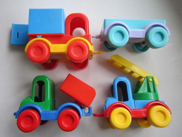 машинки wader kid cars