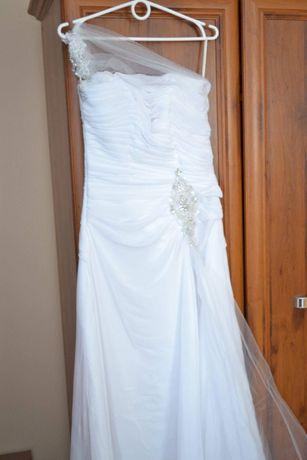 OKAZJA Suknia ślubna rozmiar 36