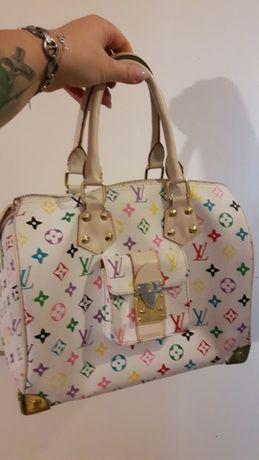 Multicolor bag Louis Vuitton skóra OKAZJA