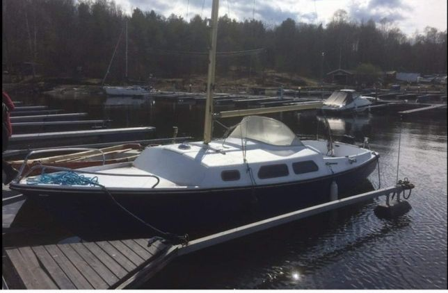 Jacht żaglowy Firling 24