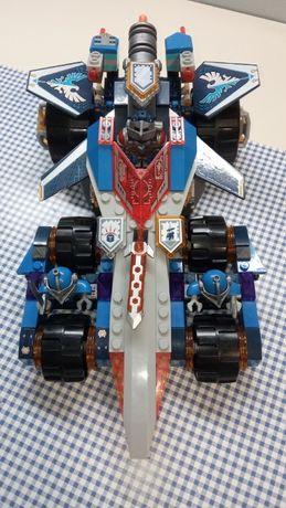 Конструктор Lele 79239 Устрашающий разрушитель Клэя Lego нексо найтс