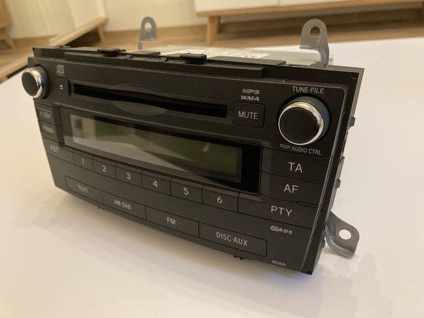 Radio Toyota Avensis III T27 09-11R