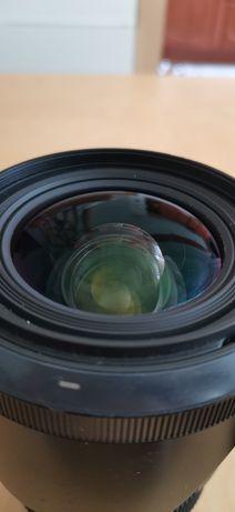 Obiektyw Sigma 18-35 Nikon 1.8