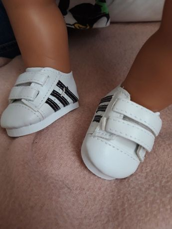ubranka dla lalki 43cm nowe buciki