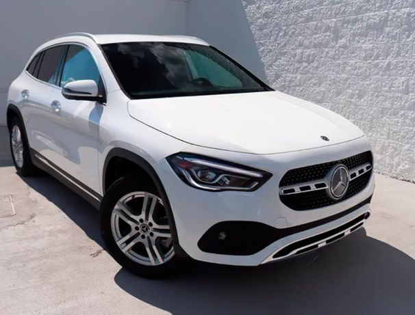 Mercedes-Benz GLA 250 2020