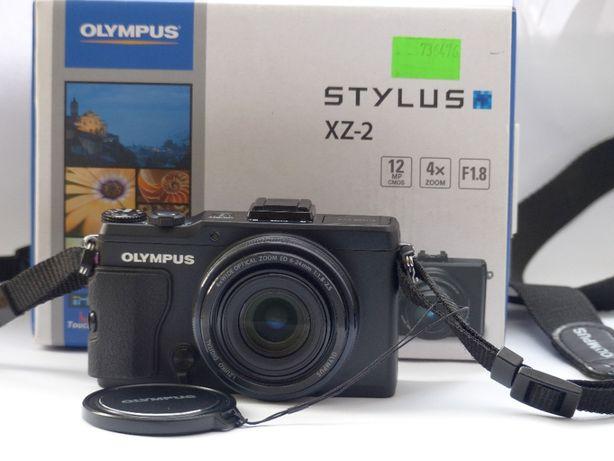 Olympus stylus xz-2 zadbany + futerał lub zamiana