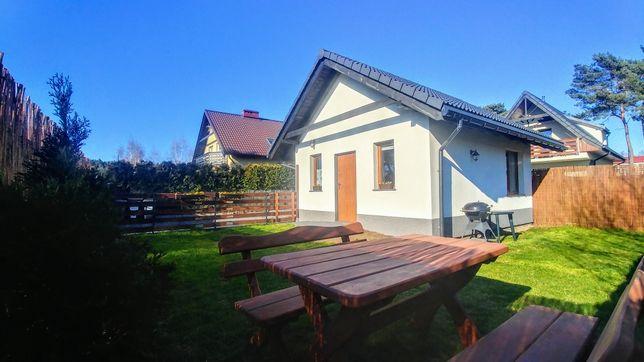 PaPaJa Domek całoroczny nad morzem, Gdańsk, Wyspa Sobieszewska, Świbno