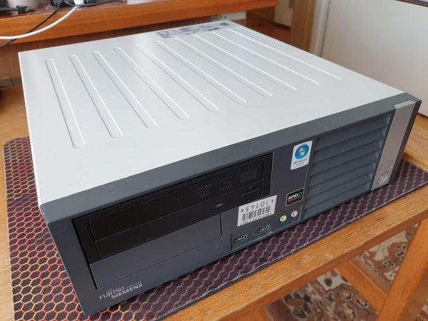 Fujitsu  E5625 AMD Athlon X2 2.6GHz 4GB 60GB SSD + 160GB HDD Win 10 PL