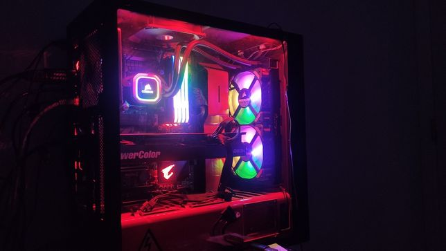 PC gaming       .