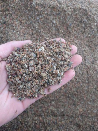 Piasek 1-4 mm studnie głębinowe żwir 1-4
