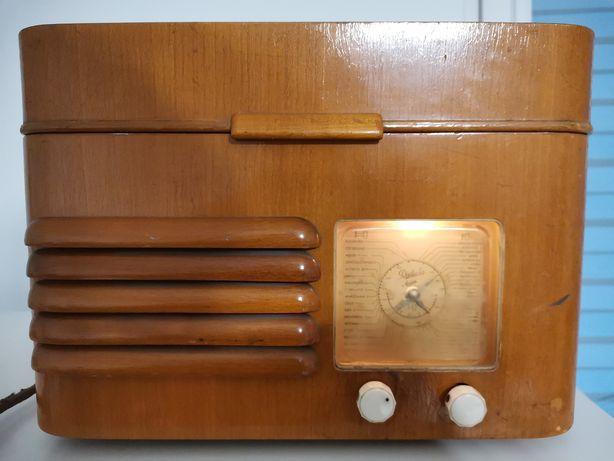 Radiola Duett 1506V drewniane radio unikat antyk zabytek okazja