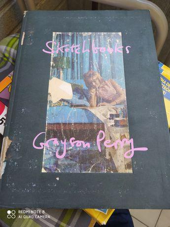Livro  Sketchbooks Grayson Perry