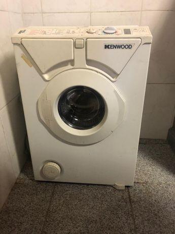 Máquina de lavar roupa Kenwood