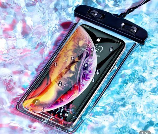 Wodoodporny pokrowiec na telefon