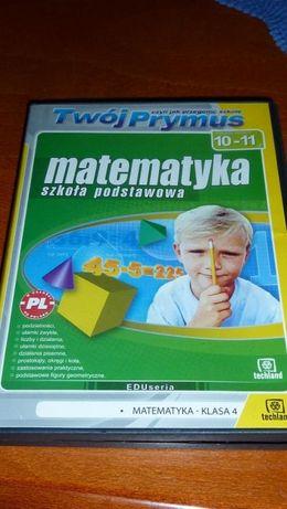 Gra edukacyjna-Matematyka