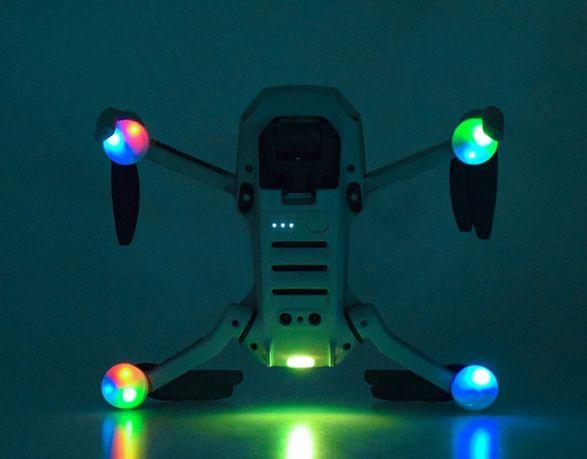 Nowe dodatkowe oswietlenie dla dronów dji i nie tylko.