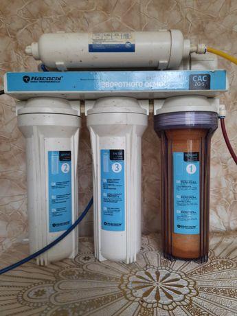 Фильтр очистительный для воды