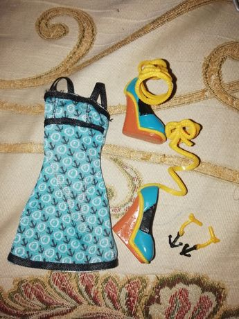 Комплект одежды для куклы monster high Лагуны