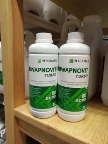Wapnovit Turbo 1l Intermag