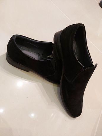 Buty chłopięce na komunię