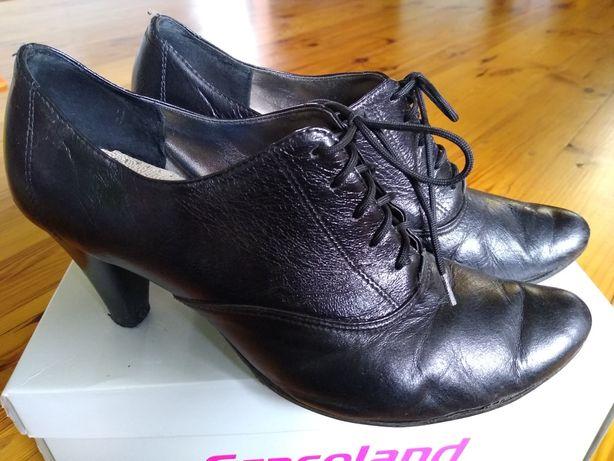 Czarne buty r.39