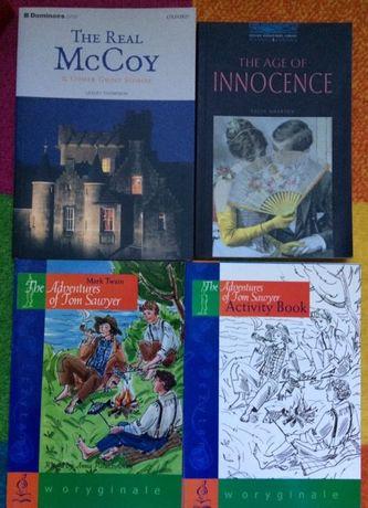 Readersy ksiazeczki po angielsku