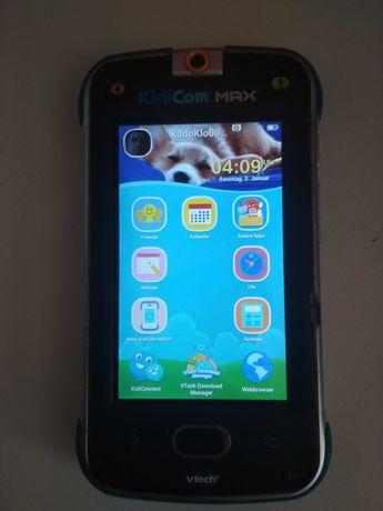 Телефон cмартфон для дітей.  VtechKidiComMax.Wifi.YouTube. Playmarket.