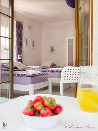 Pokoje gościnne, Villa del Mar Łeba - od 1 lipca do 31 sierpnia