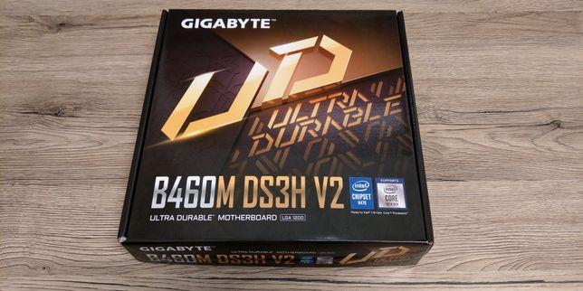 Płyta główna Gigabyte B460M DS3H V2 LGA 1200 (10, 11gen) NOWA