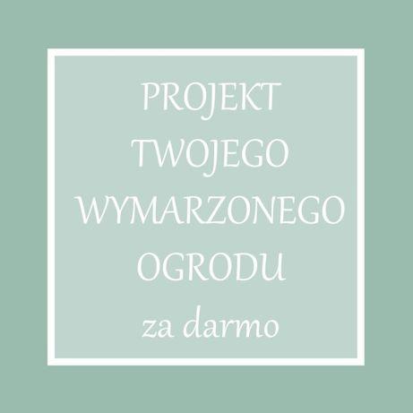 Projekt twojego ogrodu Szczecin za darmo