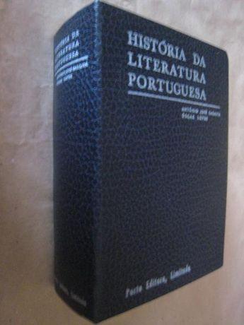 História da Literatura Portuguesa - António José Saraiva e Óscar Lopes