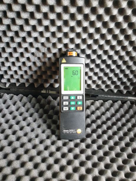 Testo 315-1 miernik pomiaru stężenia co,co2