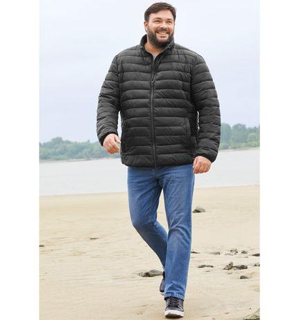 Большой размер - Мужская стёганная куртка Livergy 68/70, Германия