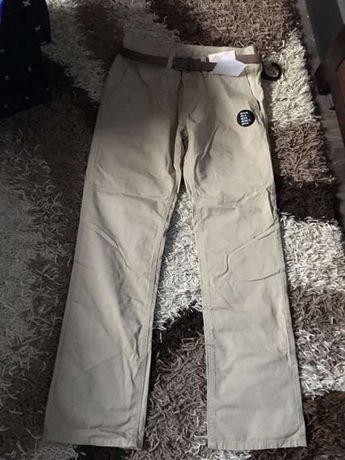 F&F spodnie typu chinos rozmiar 32 nowe